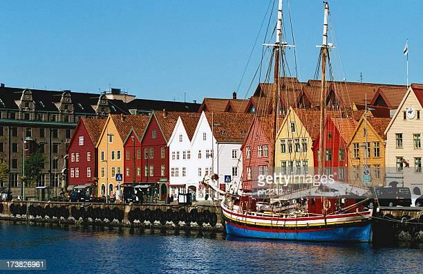 ブリッゲン-Bergen ,Norway