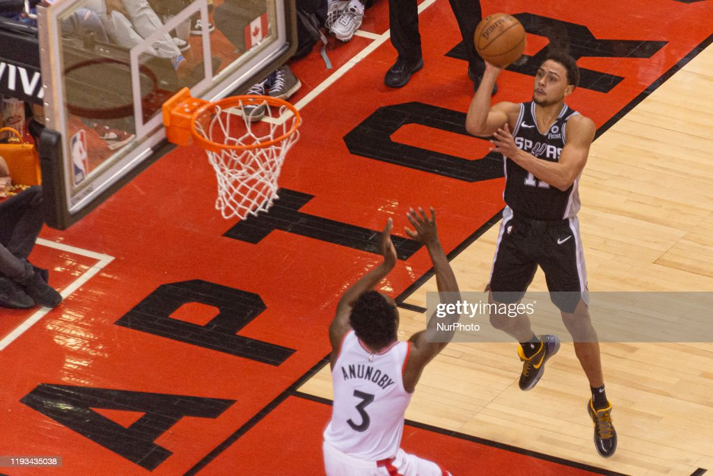 San Antonio Spurs v Toronto Raptors : News Photo