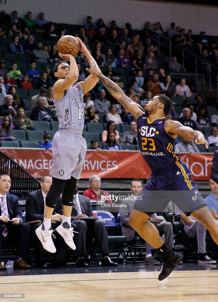 Salt Lake City Stars v Austin Spurs