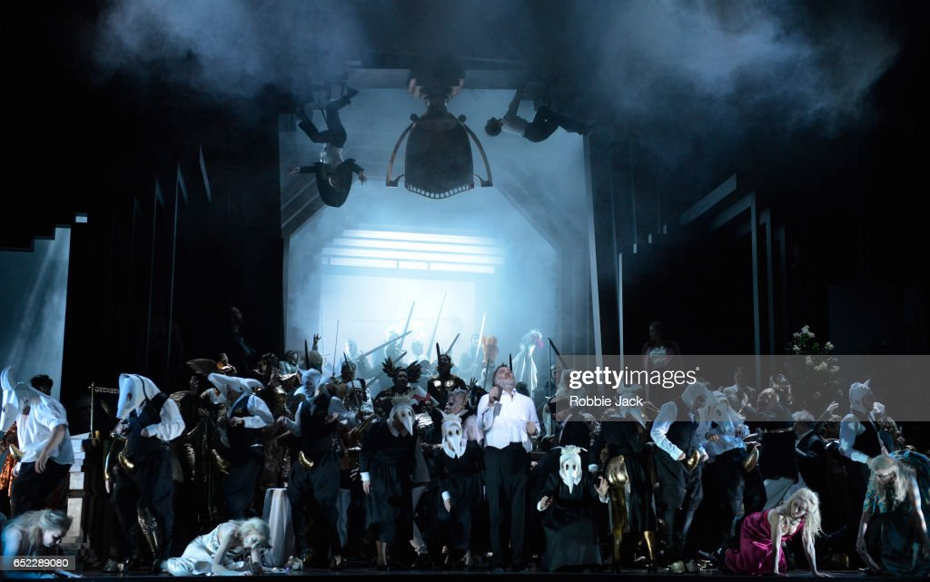 Die Meistersinger Von Nurnberg At The Royal Opera House