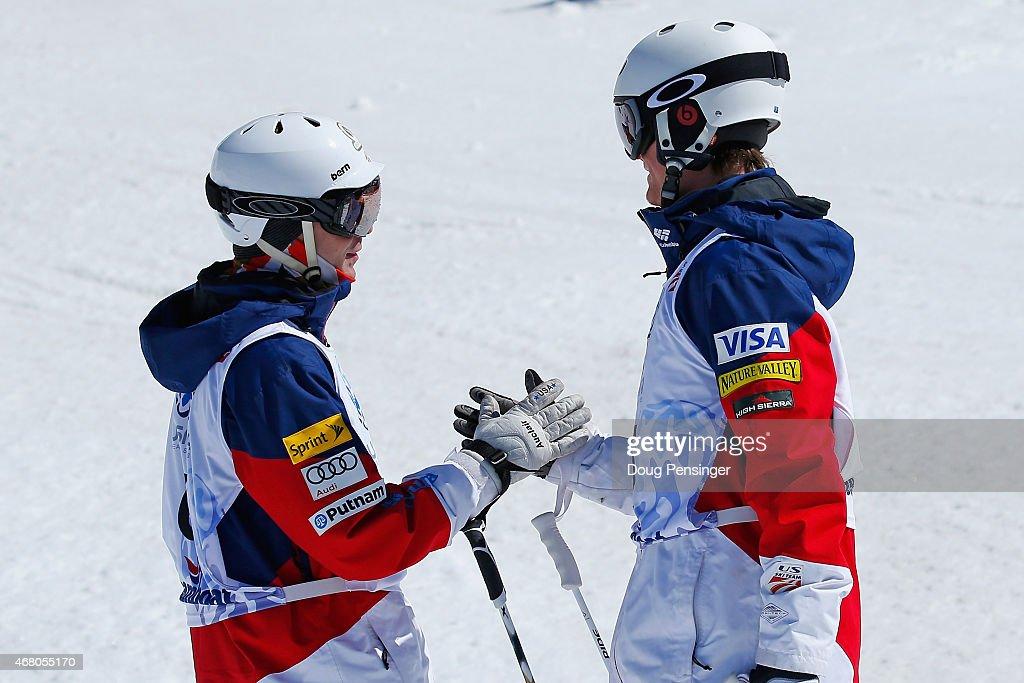 U.S. Freestyle Ski Championships - Day 3