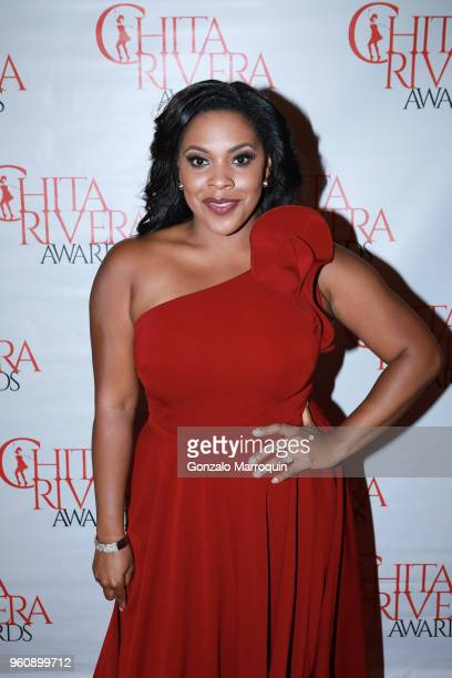 Bryonha Marie Parham during the The 2nd Annual Chita Rivera Awards Honoring Carmen De Lavallade John Kander And Harold Prince at NYU Skirball Center...