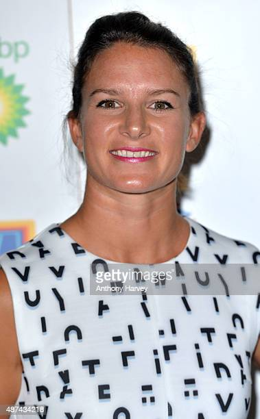 Bryony Shaw attends the Team GB Ball at The Royal Opera House on September 9 2015 in London England