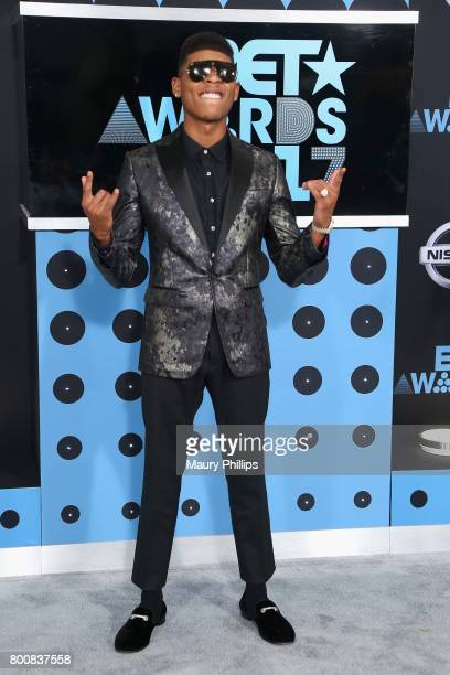 Bryshere Y Gray at the 2017 BET Awards at Microsoft Square on June 25 2017 in Los Angeles California