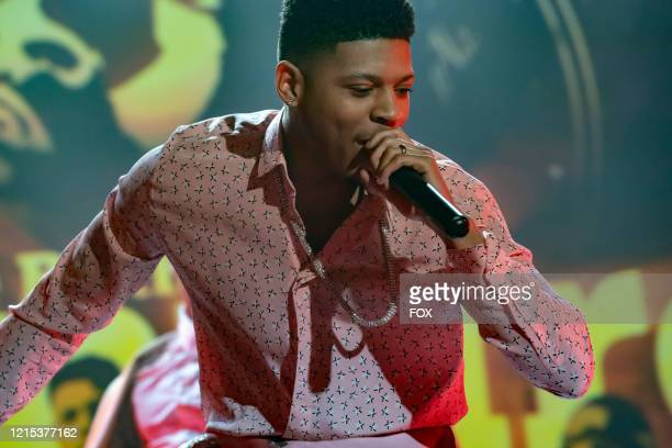 """Bryshere Y. Gray in the """"Home is on the Way"""" episode of EMPIRE airing Tuesday, April 21 on FOX."""