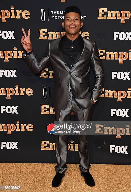 Bryshere Yazz Gray attends the Empire series season 2 New York Premiere at Carnegie Hall on September 12 2015 in New York City
