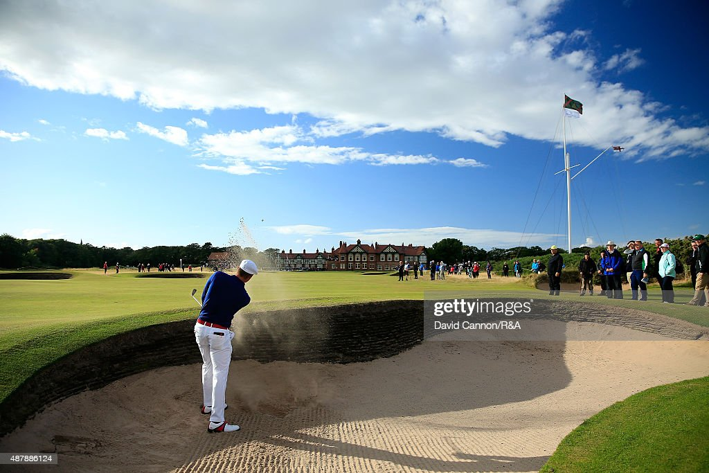 2015 Walker Cup - Day One