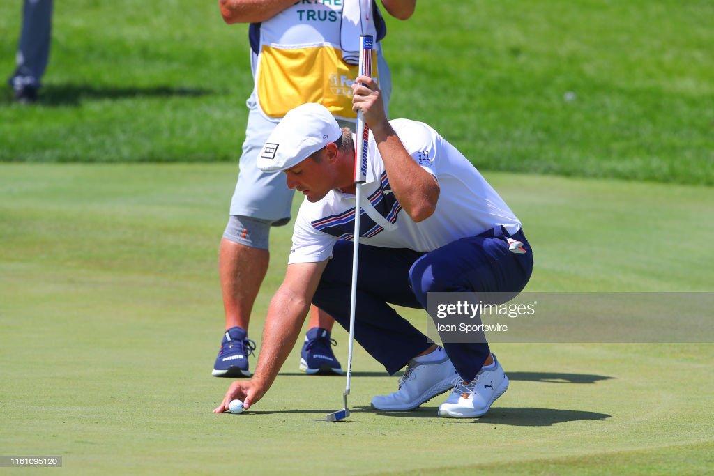 GOLF: AUG 11 PGA - THE NORTHERN TRUST : News Photo