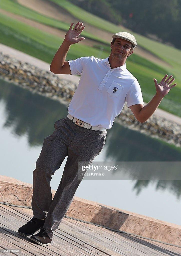 Abu Dhabi HSBC Golf Championship - Day Three