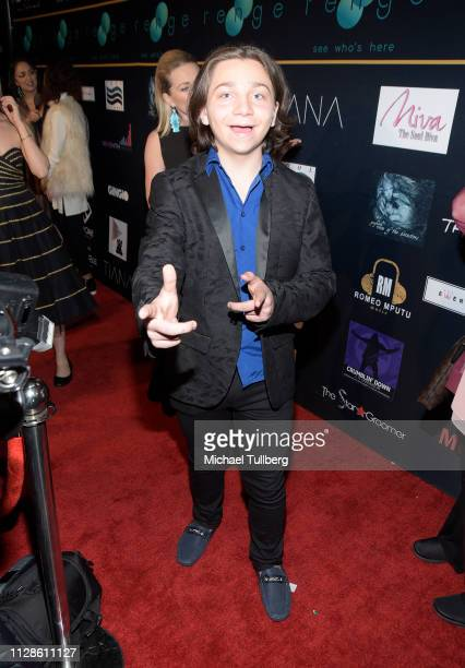 Bryson Robinson attends the 5th annual The Soirée gala at The Roxy Theatre on February 09 2019 in West Hollywood California
