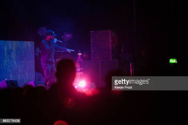 Bryson Tiller performs live at the 3Arena Dublin on November 30 2017 in Dublin Ireland