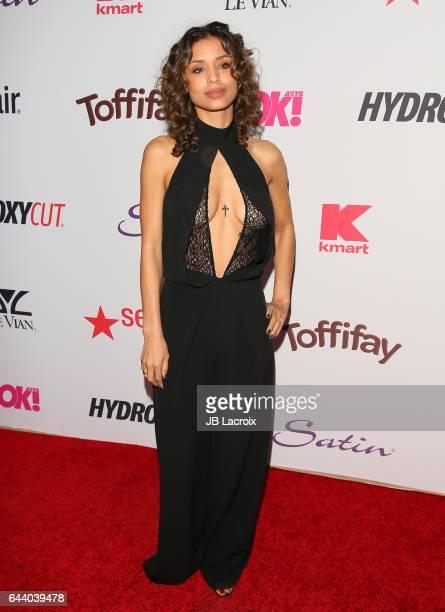 Brytni Sarpy attends the OK Magazine's Annual PreOscar Event on February 22 2017 in Los Angeles California