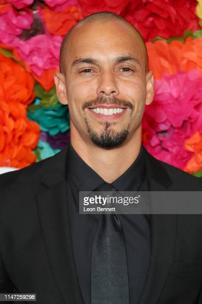 Bryton James attends CBS Daytime Emmy Awards After Party at Pasadena Convention Center on May 05 2019 in Pasadena California