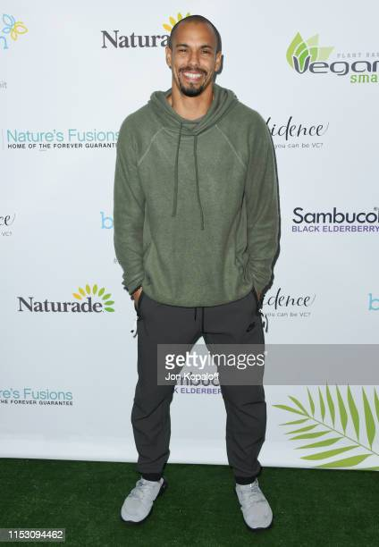 Bryton James attends the 2nd Annual Bloom Summit at The Beverly Hilton Hotel on June 01 2019 in Beverly Hills California