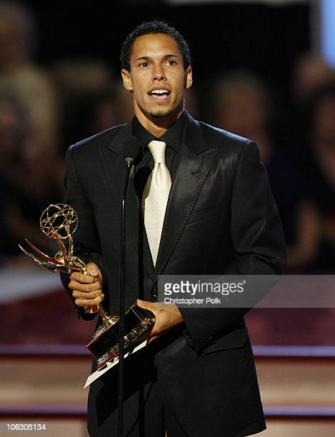 Bryton McClure accepts Outstanding Younger Actor in a Drama Series award for The Young and the Restless