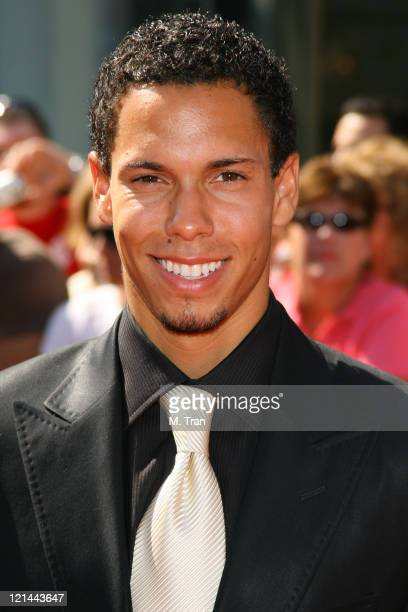 Bryton McClure during 34th Annual Daytime Emmy Awards Arrivals at Kodak Theatre in Hollywood California United States