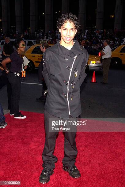 Bryton McClure during Michael Jackson's 30th Anniversary Celebration Arrivals at Madison Square Garden in New York City New York United States