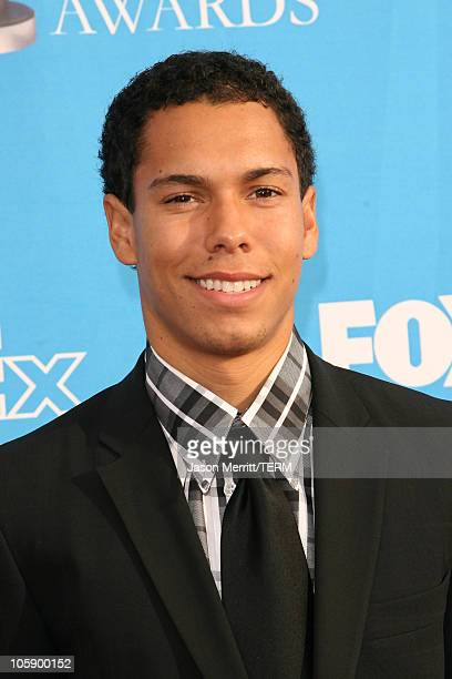 Bryton McClure during The 37th Annual NAACP Image Awards Arrivals at Shrine Auditorium in Los Angeles California United States