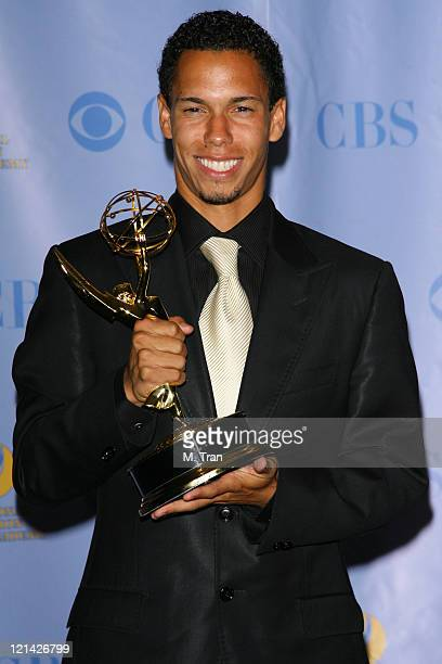 Bryton McClure winner Outstanding Supporting Actor in a Drama Series for The Young and the Restless