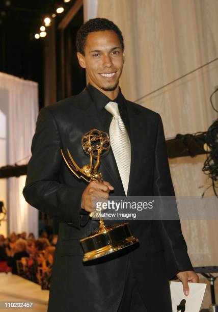 Bryton McClure winner Outstanding Younger Actor in a Drama Series award for The Young and the Restless
