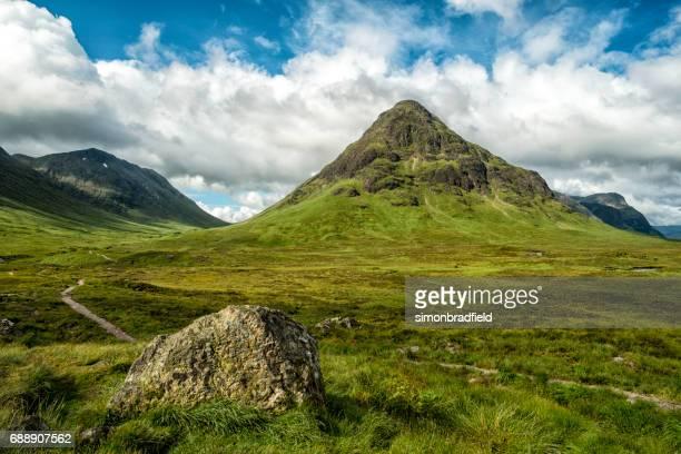 Buachaille Etive Mor Scotland Glen Coe