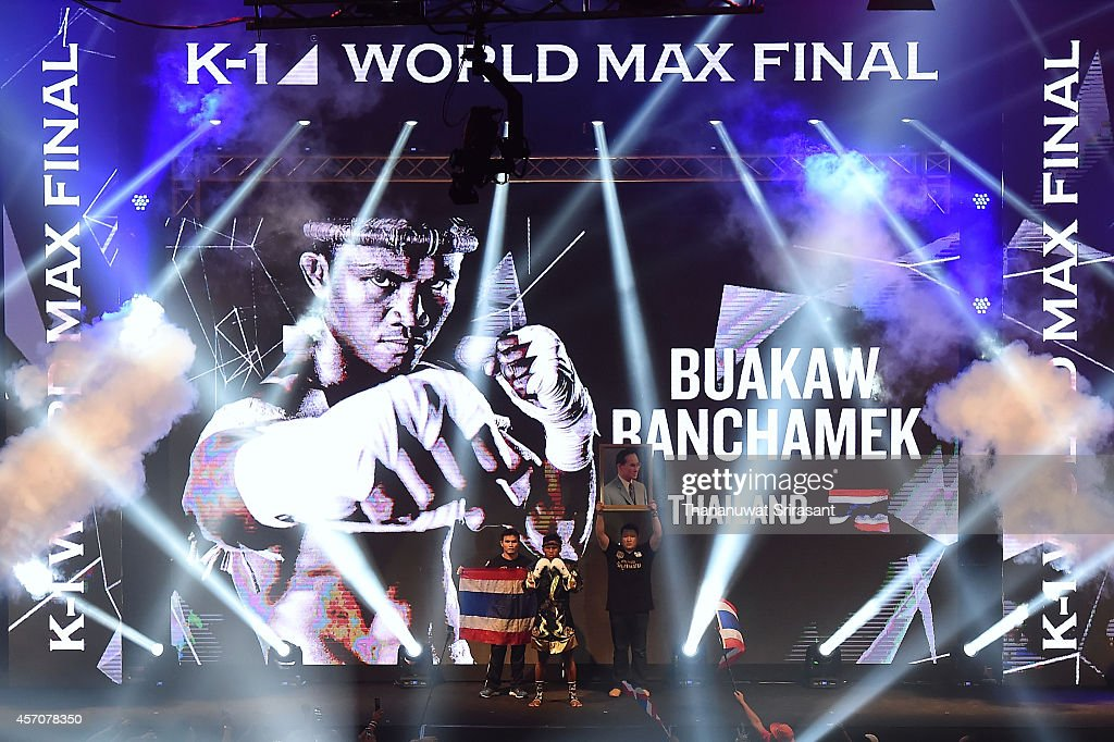K1 World Max Final : News Photo