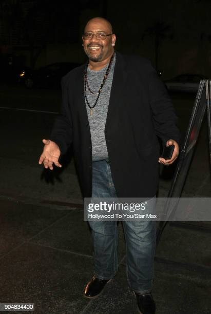 Bubba Ganter is seen on January 13 2018 in Los Angeles CA