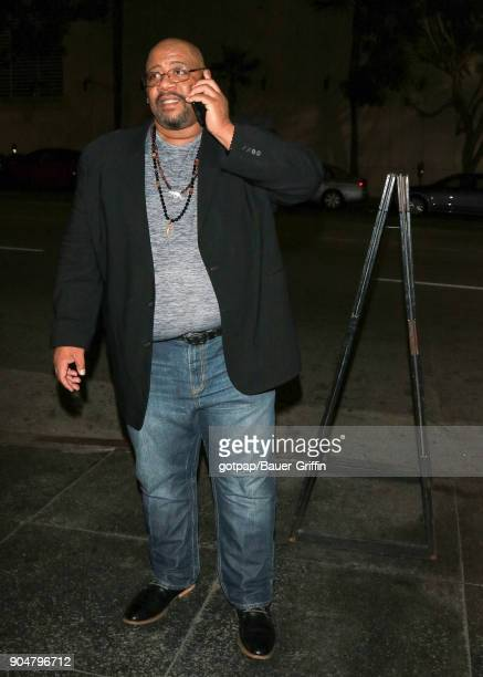 Bubba Ganter is seen on January 13 2018 in Los Angeles California