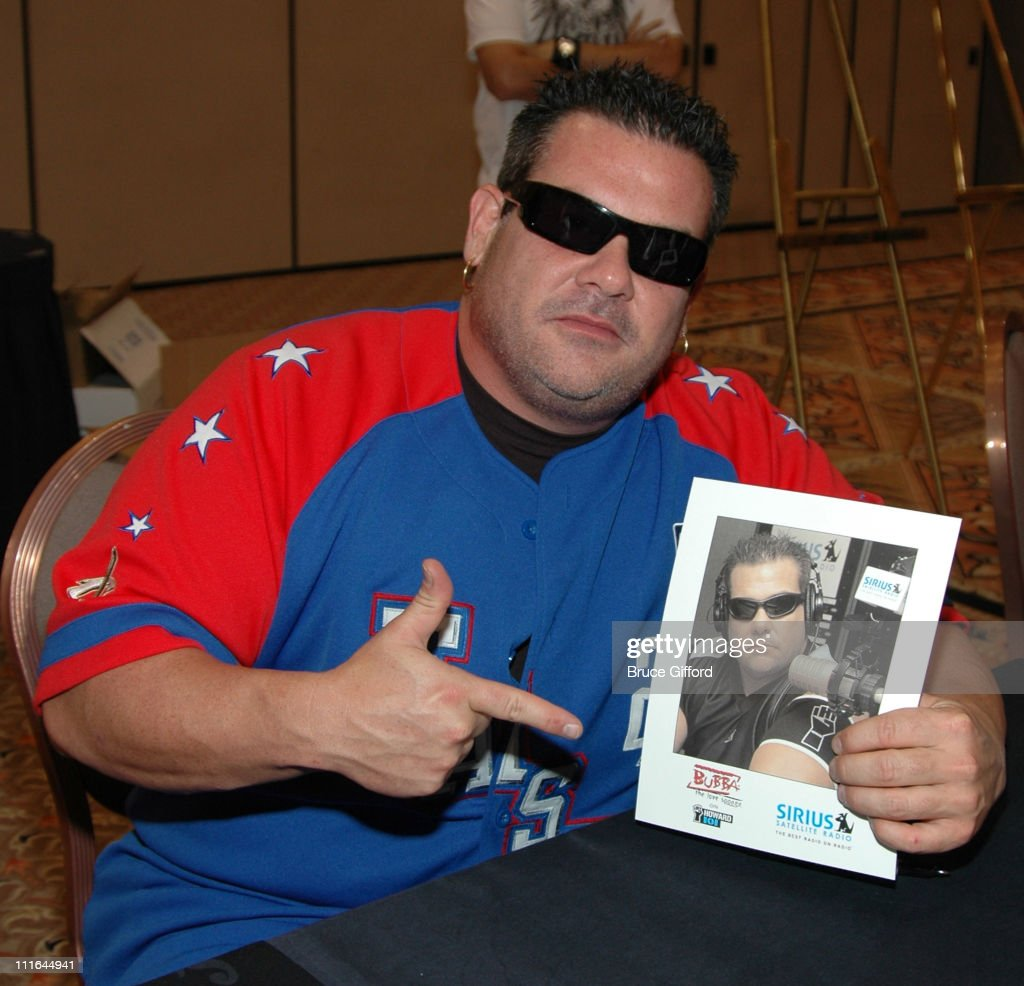 Las Vegas Meet N Greet with Bubba The Love Sponge : News Photo