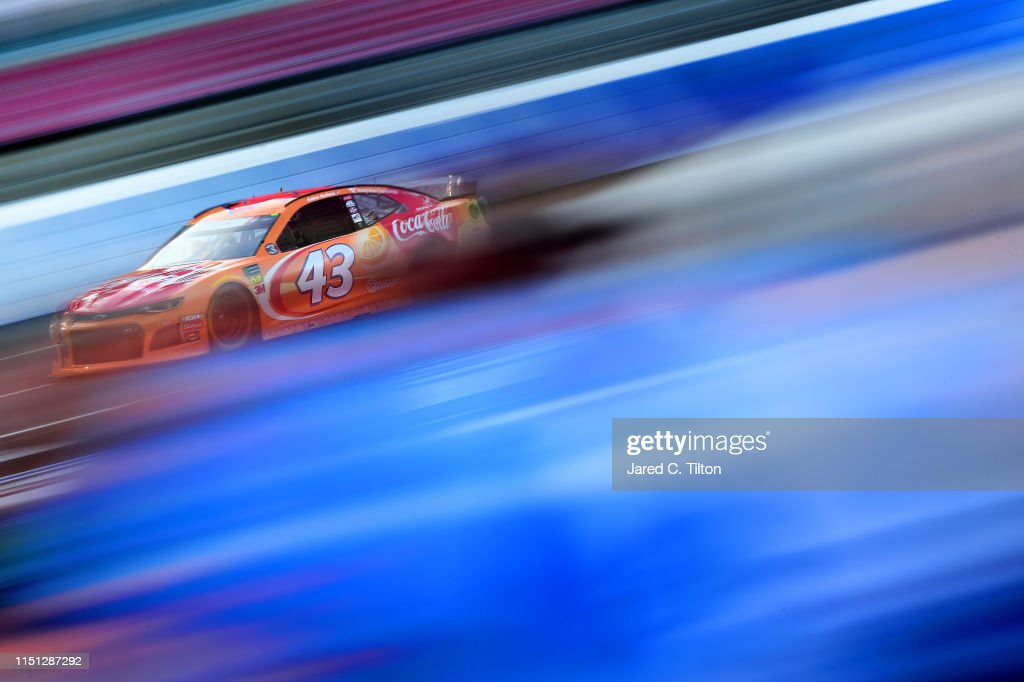 NC: Monster Energy NASCAR Cup Series Race Coca-Cola 600 - Qualifying