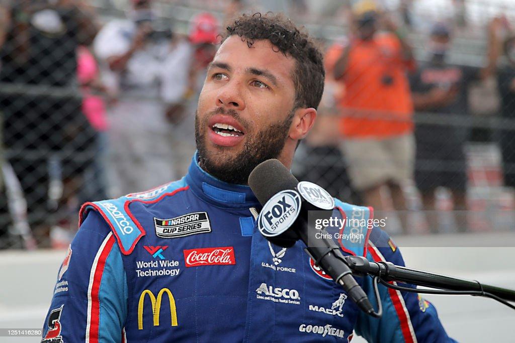 NASCAR Cup Series GEICO 500 : News Photo