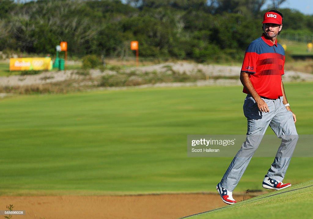 Golf - Olympics: Day 7 : ニュース写真