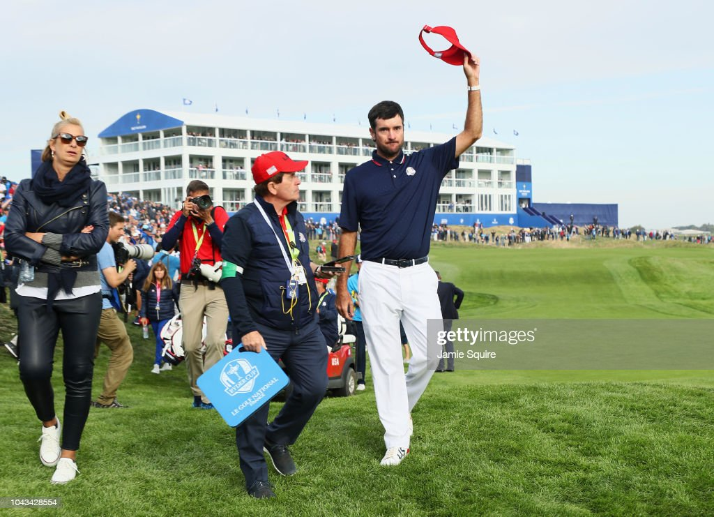 2018 Ryder Cup - Singles Matches : News Photo