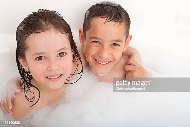 Baño de burbujas