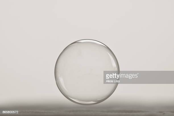 bubble in black and white - sports ball stock pictures, royalty-free photos & images