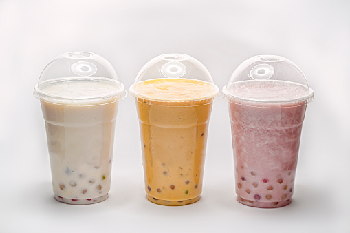 Bubble Milkshake - gettyimageskorea