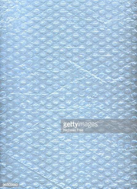 Luftpolsterfolie Blau