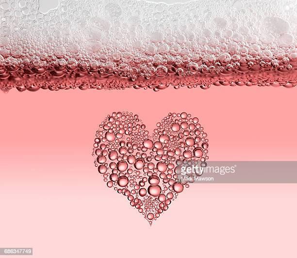 bubbles in drinks