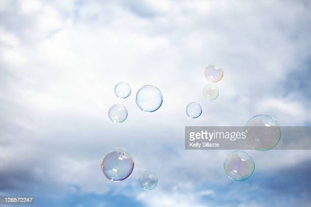 Bubbles in sky