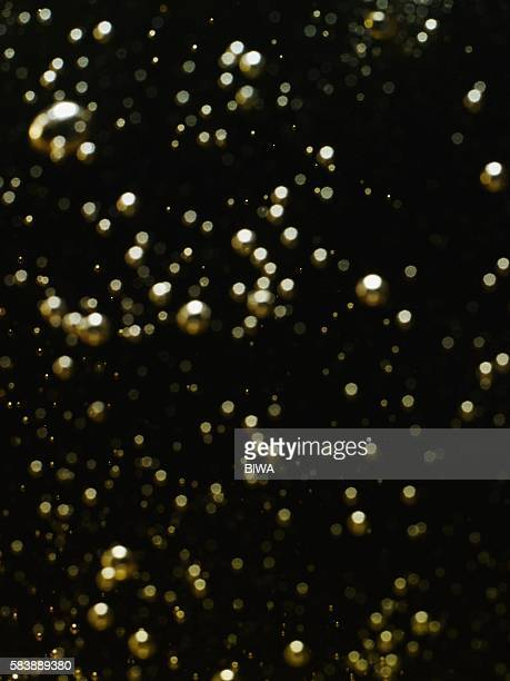 bubbles in water - セレクティブフォーカス ストックフォトと画像