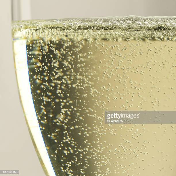 Bubbles of Champagne
