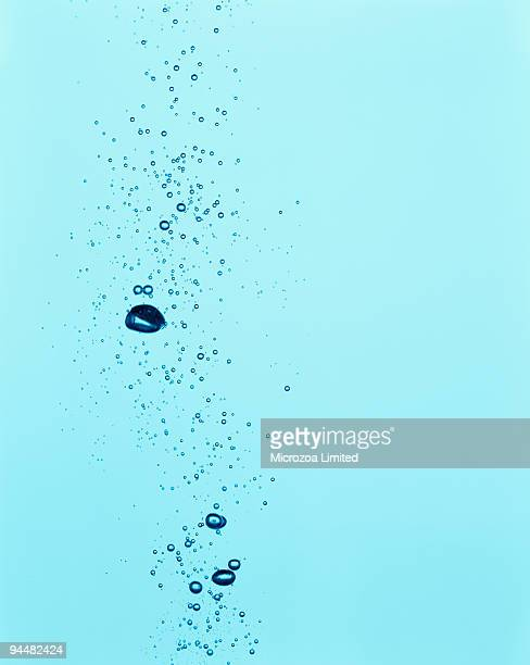 bubbles - microzoa stock pictures, royalty-free photos & images