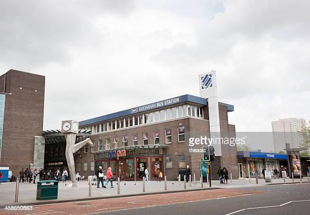Glasgow Busbahnhof Buchanan