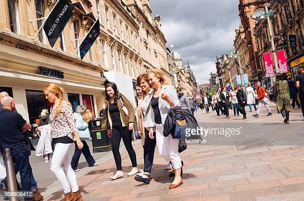 Buchanan Street Glasgow, Royaume-Uni