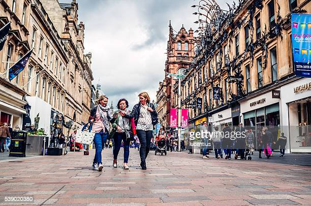 Buchanan Street Glasgow, Royaume-Uni
