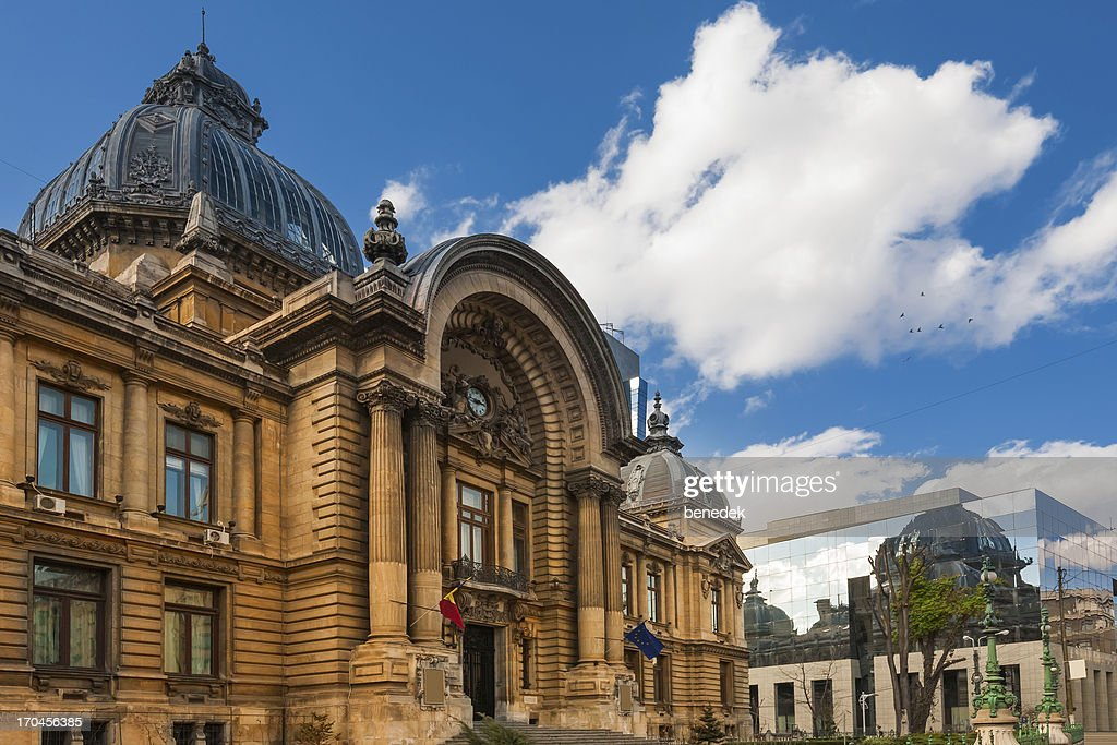 Bucharest, Romania : Stock Photo