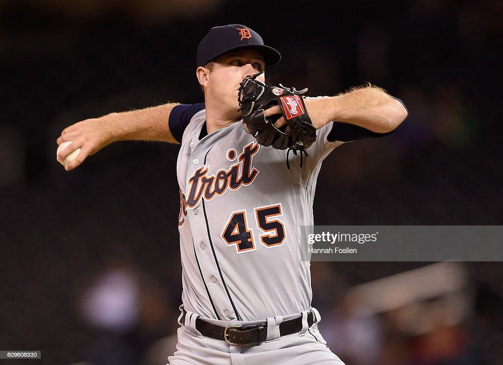 Detroit Tigers v Minnesota Twins : News Photo