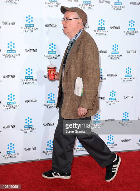 Buck Henry attends the at Grauman's Chinese Theatre on April 22 2010 in Hollywood California