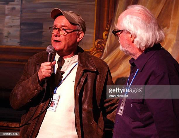 Buck Henry during 31st Telluride Film Festival Buck Henry Introduces Hunger by Henning Carlsen