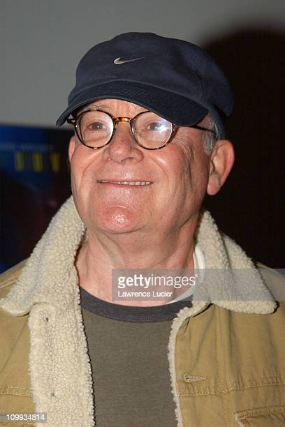 Buck Henry during Premiere of Robert Duvall's Assasination Tango at Angelika Theater in New York New York United States